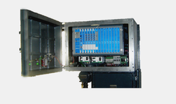 Relay Based Instrumentation Panel