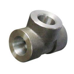 Tube Products Socket Weld Tee, for Gas Pipe
