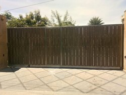 Mild Steel Automatic Gate