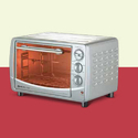 Bajaj Majesty 2800 Tmcss Oven Toaster And Griller, Capacity: 28 Ltr