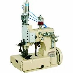 AS 606 UDDR-PPF - Double Needle, Four Thread Chain Stitch Sewing Machine