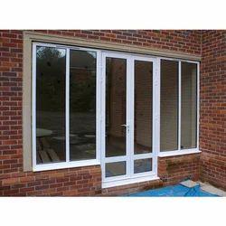 Transparent Aluminium Window Door Glass