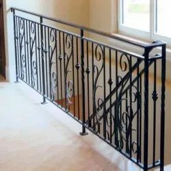 Bar Stairs Iron Railing, For Home