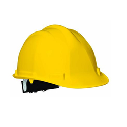 Oriental Enterprises Yellow Workers Safety Helmet, for Industry