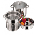 4 Pc Multi Cooker Set