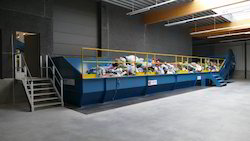 Automatic 90-120 ton Baling Press for Clothing & Wiper, 10