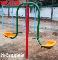 Swinging Seesaw