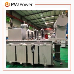 3MVA 3-Phase Oil Cooled Power Transformer