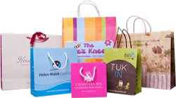 Paper Printed Carry Bags