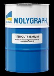 Molygraph Stenol Premium Series - High Performance High Temperature Universal Conveyor Chain Oil