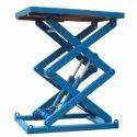 Mild Steel Hydraulic Scissor Lift