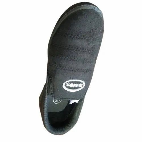 Action Canvas Slip On Shoes, Size