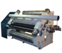 Fingerless Heavy Duty Single Facer Corrugation Machine, Capacity: 0-10 Ton/day