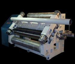 Fingerless Heavy Duty Single Facer Corrugation Machine