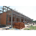 Commercial School Building Construction, In Local 250