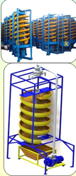 Spiral Test Rig