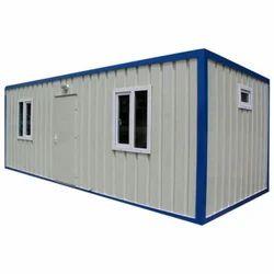 Portable Site Steel Office Cabin