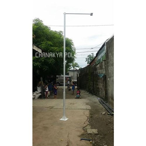 Mild Steel CCTV Poles