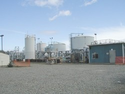 Ground Water Treatment Plant