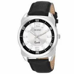 Frosino FRAC061811 Analog Silver Dial Watch