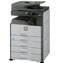 Sharp Ar 6020 D with Platen Cover Photocopiers Machine