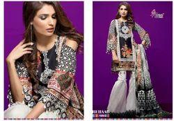 Printed Pakistani Salwar Kameez
