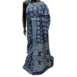 6.3 m Ladies Stylish Printed Saree