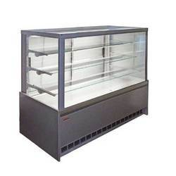 Stainless Steel Display Counter