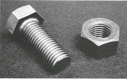 Threaded Fasteners For Construction Industries