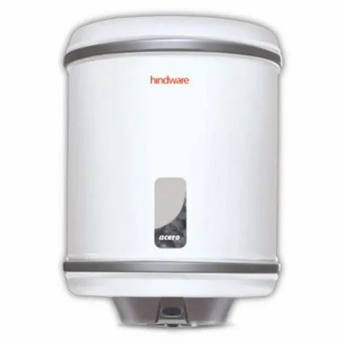 Storage Capacity(Litre): 15ltr 15L Acero Hindware Geyser, White