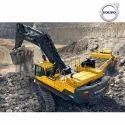 Volvo Large Crawler Ec750d Excavators