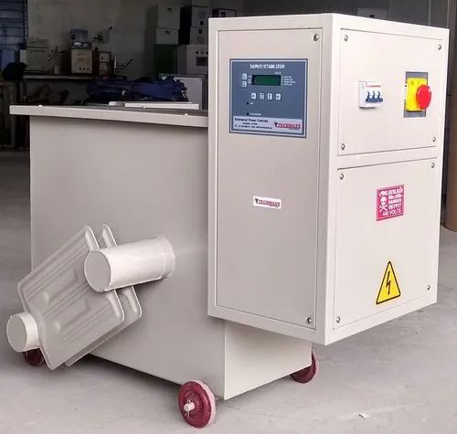 30 kVA Oil Cooled Servo Stabilizer