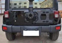 Mahindra jeep Spare Wheel Carrier