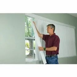 Vertical Blind Installation ServicE