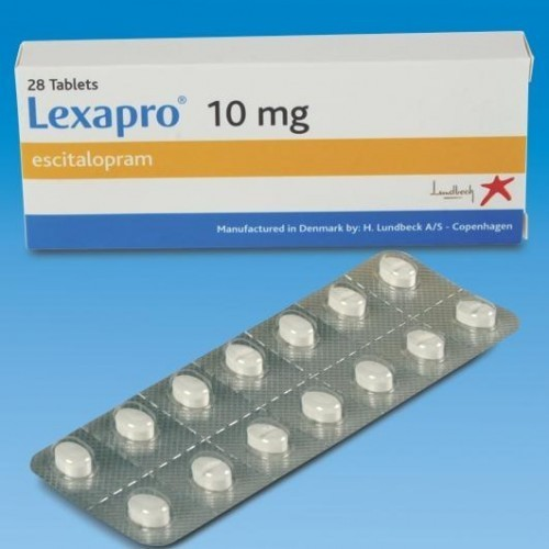 30mg Lexapro why this dose - answers.com