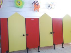 Children Change Room Partitions