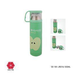 Stainless Steel Vacuum Flask-SB-181-JR016-500ml-Green