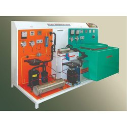 Industrial Cascade Refrigeration System