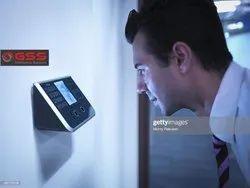 Face Biometric Attendance Machine