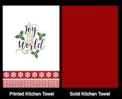 Christmas Kitchen Towel Collection