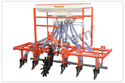 Tractor Drawn 6 Tyne Seed Cum Fertilizer Drill