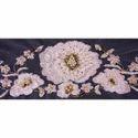 Flower Buta Embroidery Work