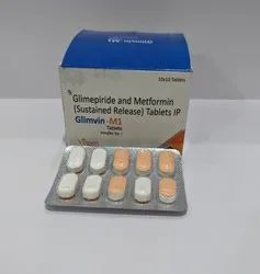 Glimepiride And Metformin (Sustained Reslease)