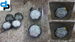 Aerosense Model ASG- 80 Differential Pressure gauges ranges 0-80 Inch wc