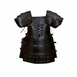 Black Leather Armour