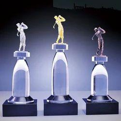 Design Crystal Acrylic Trophy