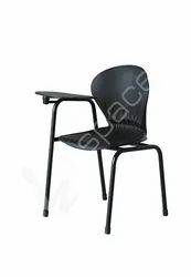 Cornate HP - Writing Pad Chair