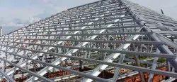 Mild Steel Heavy Structure Fabrication