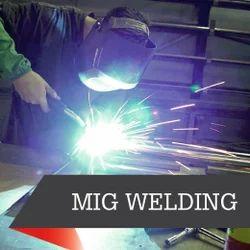 SS MIG Welding Service