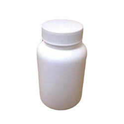 White Tablet bottles
